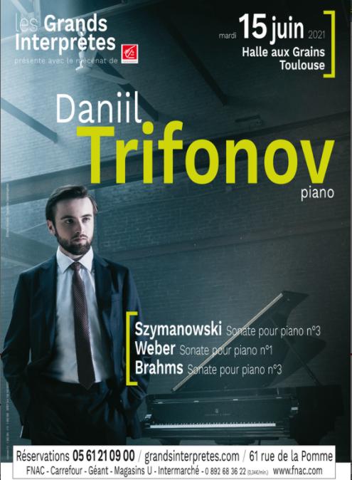 Grands Interprètes - Daniil Trifonov